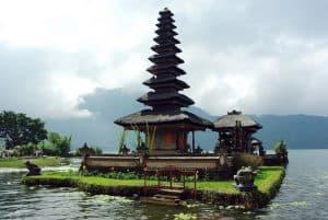 indonesia, bali, ulun danu