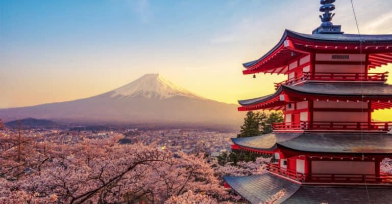 Tokyo Mount Fuji